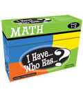 Teacher Created Resources I Have, Who Has Math Game, Grade 1-2