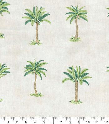 """Waverly Upholstery Fabric 54""""-Verte Tahiti"""