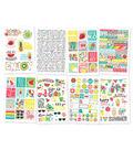 Simple Stories Hello Summer 8-sheets 4\u0027\u0027x6\u0027\u0027 Stickers