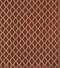 Eaton Square Lightweight Decor Fabric 55\u0022-Quaker/Chili