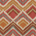 Waverly Sun N Shade Outdoor Fabric-On The Rise Persimmon