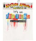 Attitude Artist Apron Natural-Art Thing
