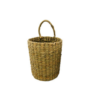 In the Garden 6.3'' Cattail Hanging Plant Basket