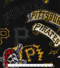 Pittsburgh Pirates Fleece Fabrics 58\u0022-Vintage