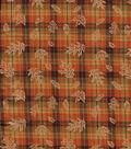 Harvest Cotton Fabric 43\u0022-Harvest Homespun