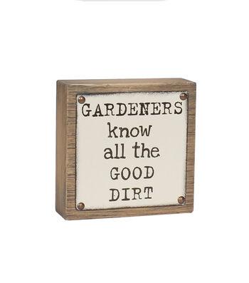 In the Garden Wall Decor-Gardeners
