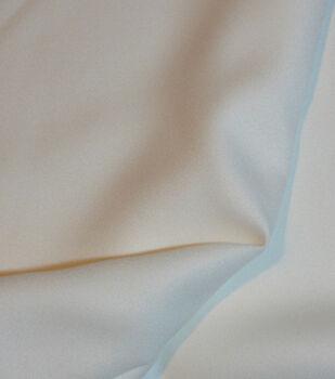 Casa Collection Crepe Fabric -Snow White