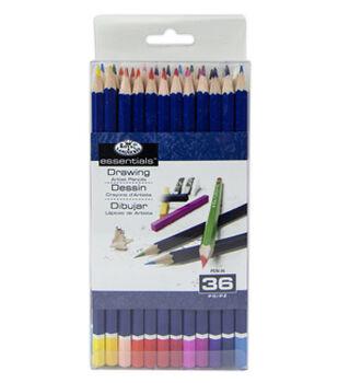 Royal Langnickel 36pc Color Pencils