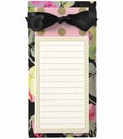 Anna Griffin Grace Black List Pad, , hi-res
