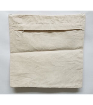 Natural Pillow Cover - 16'x16''