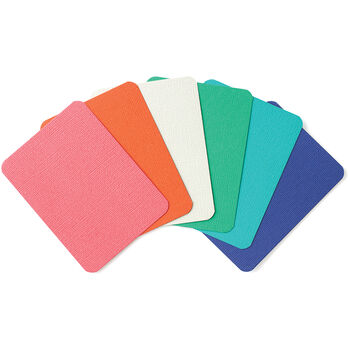 """Project Life Textured Cardstock Coral Edition 3""""x4"""""""