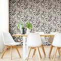 York Wallcoverings Wallpaper-Tan Palm