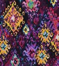 Snuggle Flannel Fabric 42\u0027\u0027-Warm Sunset Watercolor