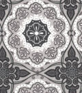 Snuggle Flannel Fabric -Medallions