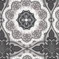 Snuggle Flannel Fabric -Medallions