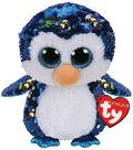 Ty Inc. Flippables Regular Sequin Payton Penguin