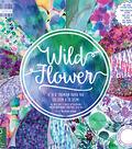 Trimcraft First Edition Amy Sia 8\u0027\u0027x8\u0027\u0027 Premium Paper Pad-Wild Flower