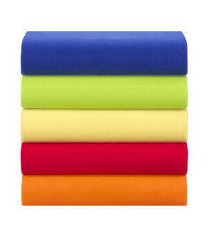Blizzard Fleece Fabric Solids 3 Yard Pieces