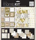 Me & My Big Ideas Mambi 12\u0027\u0027x12\u0027\u0027 Scrapbook Kit-Memories