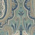 Waverly Upholstery Fabric 13x13\u0022 Swatch-Set the Mood Indigo