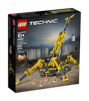 LEGO Technic 42097 Compact Crawler Crane, , hi-res