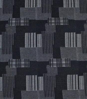 Sportswear Denim Fabric-Dark Wash Patchwork