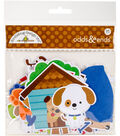 Doodlebug Odds & Ends Die-Cuts-Puppy Love