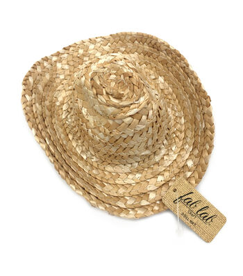 4In Cowboy Hat - Natural