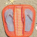 Kwik Sew Pattern K4166 Appliqued Flip Flop Cases
