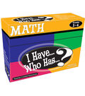 Teacher Created Resources I Have, Who Has Math Game, Grade 5-6