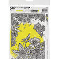Carabelle Studio Cling Stamp A5 By Azoline-A Bird Told Me...
