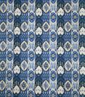 Home Decor 8\u0022x8\u0022 Fabric Swatch-Eaton Square Lauper Indigo