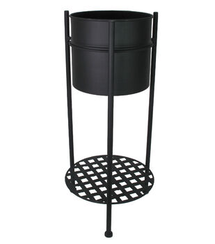 In the Garden Large 2-tier Plant Stand