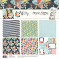 Simple Stories Welcome Spring 12\u0027\u0027x12\u0027\u0027 Simple Sets Collection Kit
