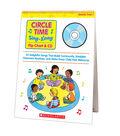 Scholastic Circle Time Sing Along Flip Chart & CD
