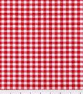 Keepsake Calico Cotton Fabric 44\u0027\u0027-Large Check