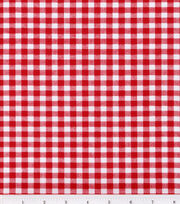 Keepsake Calico Cotton Fabric -Large Check, , hi-res