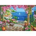 Diamond Dotz Diamond Embroidery Facet Art Kit 21.75\u0027\u0027X29\u0027\u0027-Riveira Dream