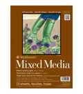 Strathmore Mixed Media Paper Pad 9\u0022x12\u0022