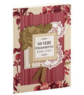 Anna Griffin Card Kit Thank You Jolie