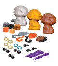 Orb Factory Plush Craft Fabric Fun Kitten Club Kit
