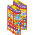 Birthday Time Applause STICKERS-Large 12 Packs