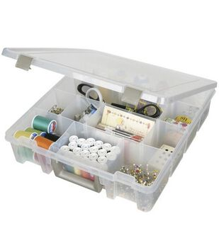 ArtBin Super Satchel 9007AB Box with Removable Dividers