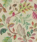 P/Kaufmann Multi-Purpose Decor Fabric 54\u0022-Autumn Leaves Tutti Frutti