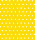 Tutti Fruitti Embellished Basic Fabric Aspirin Dot Gold