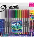 Sharpie Cosmic Color Ultra Fine Point Markers 12/Pkg
