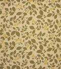 Home Decor 8\u0022x8\u0022 Fabric Swatch-Upholstery  Barrow M7995-5152 Lemongrass
