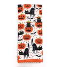 Maker\u0027s Halloween 16\u0027\u0027x28\u0027\u0027 Towel-Pumpkins & Black Cats