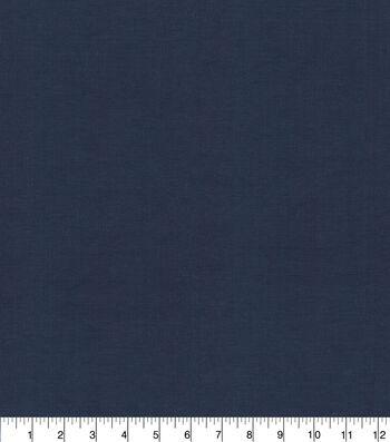 P/K Lifestyles Multi-Purpose Decor Fabric-Bangalore Navy