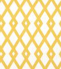 Robert Allen@Home Upholstery Fabric 54\u0022-Fret Butter